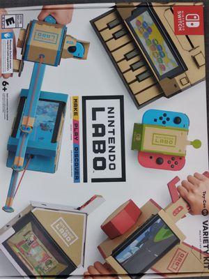 Nintendo LABO variety kit for Sale in Boston, MA