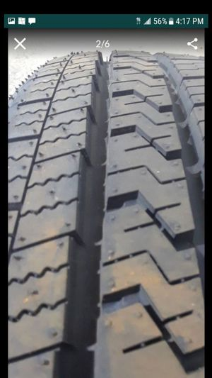 4 New Tires, 2 tires 225/55R19 Hercules Terra Track,2 Tires 225/55R19 Matrix tour Rs for Sale in Fairfax, VA
