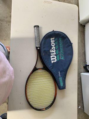Wilson Avenger Tennis Racket for Sale in El Cajon, CA