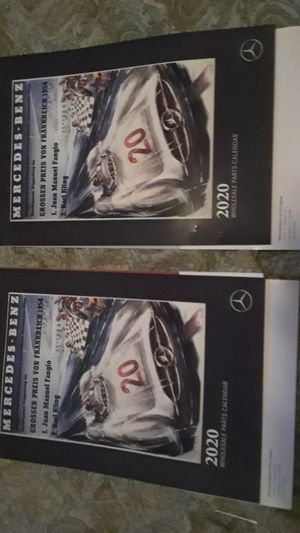 Mercedes Parts Calendars 2 left for Sale in Fort Myers, FL