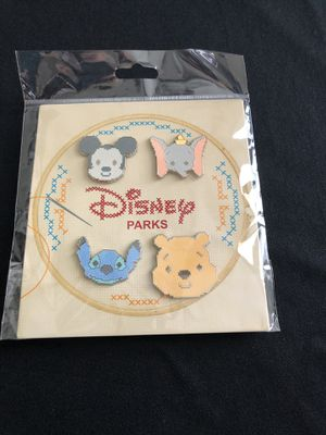 Disney Parks Pin Set New!! for Sale in Winter Haven, FL