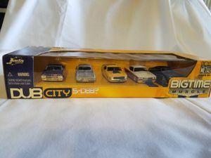 Dub City Jada Toys Bigtime Muscle 5-Deep 1:64 Scale Die Cast Metal for Sale in Gilbert, AZ