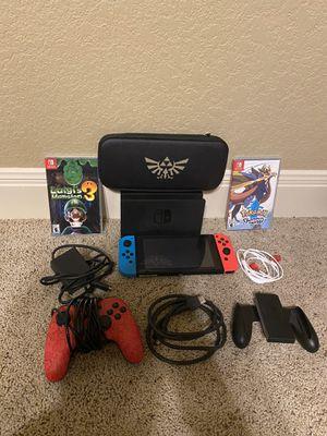 Nintendo Switch Bundle for Sale in San Antonio, TX