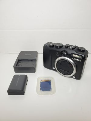 Canon Power Shot G7 for Sale in Austin, TX