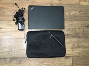 "Lenovo E560 15.6"" Laptop Computer + Carrying Case, i7-6500U, R7 M370, 8 GB RAM, 1 TB SSHD, and Windows 10 for Sale in Naples, FL"