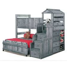 Bunk bed fort for Sale in Tulsa, OK