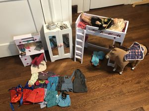 America girl doll furniture for Sale in Durham, NC