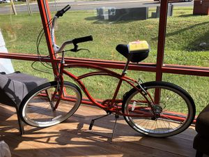 "New 28"" Firmstrong Red Beach Cruiser for Sale in Virginia Beach, VA"