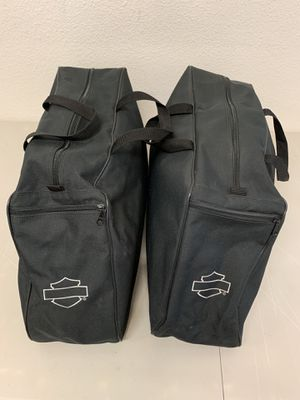 2014 Harley Davidson CVO Roadking Saddlebag Liners for Sale in Hemet, CA
