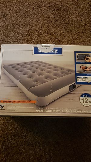 Bestway 12in Air Mattress for Sale in Atwater, CA