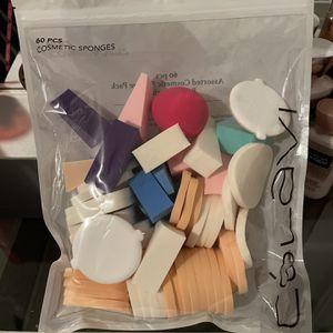 60 Piece Makeup Blenders for Sale in San Antonio, TX