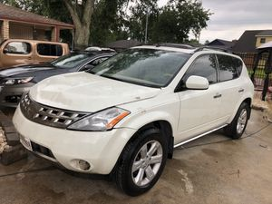 2006 Nissan Murano 👌🏽 for Sale in Houston, TX