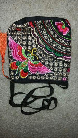 Floral design min purse for Sale in Framingham, MA