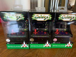 Galaga mini Arcade game Brand New for Sale in San Bernardino, CA