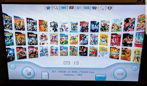 NINTENDO WII & 220 GAMES + NES SNES N64 GAMECUBE for Sale in Ontario, CA