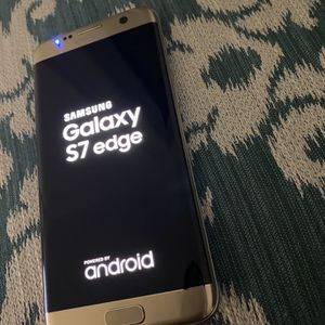 Samsung Galaxy S7 Edge #gold for Sale in The Bronx, NY