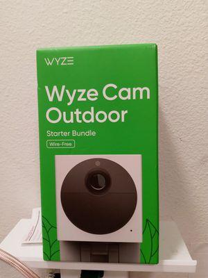 Wyze cam outdoor for Sale in Stanton, CA