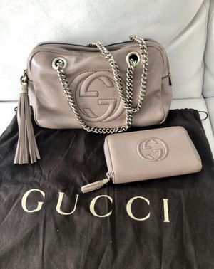 Gucci Soho bag & wallet for Sale in Miami, FL