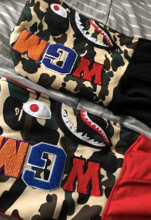 Bape hoodies for Sale in Delair, NJ