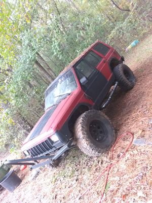 96 jeep Cherokee xj for Sale in Covington, GA