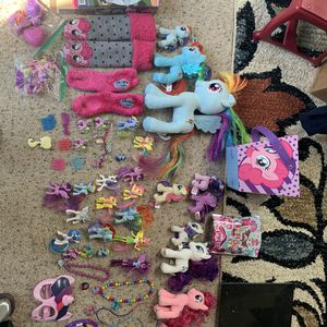 My Little Pony lot for Sale in Bonney Lake, WA