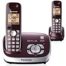 Panasonic 6.0 Plus Home Phone with answering machine. .only a week old!