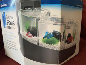 New betta falls 3 aquarium tank for Sale in Victoria, TX