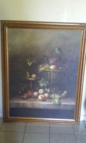 XL oil painting for Sale in Moreno Valley, CA