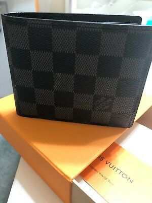 Authentic Louis Vuitton Wallet - Mens Very Good Condition. for Sale for sale  Temecula, CA
