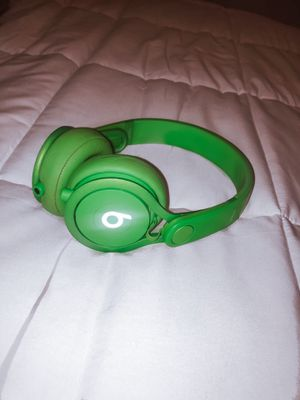 ORIGINAL LIME GREEN beats By Dre Mixr headband headphones for Sale in Nashville, TN