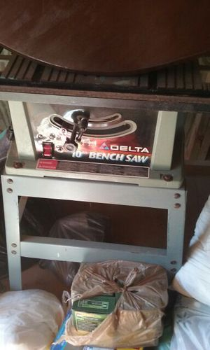 Delta bench saw for Sale in Prattville, AL