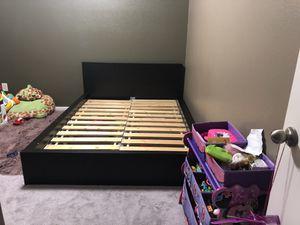 Full size bedframe (need it gone ASAP) for Sale in Las Vegas, NV