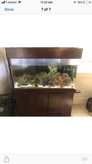 55 gallon fish tank for Sale in San Diego, CA