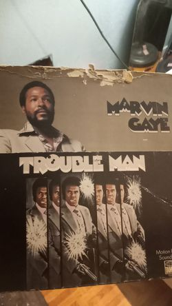 Marvin gaye original record for Sale in Temple,  TX