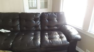 Couch and 2 end tables for Sale in Cleveland, OH