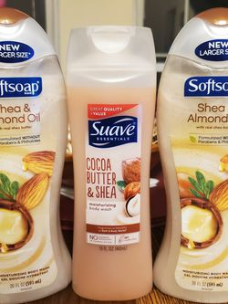 Softsoap And Suave Body Wash Bundle for Sale in Philadelphia,  PA