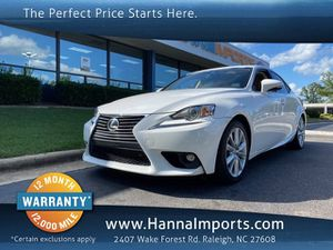 2016 Lexus IS 200t for Sale in Raleigh, NC