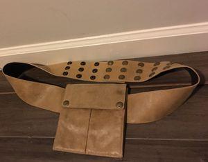 Leather Waist Bag/Fanny Pack/Belt Bag for Sale in Stockbridge, GA
