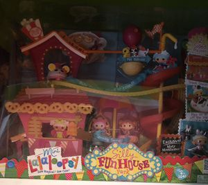 Mini Lalaloopsy Fun House for Sale in Combine, TX