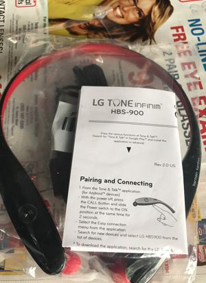 Lg tone infinim has-900 for Sale in New Port Richey, FL