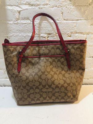 Coach tote / shoulder bag for Sale in Spokane, WA