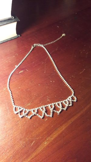 Sparkling jewel necklace. for Sale in Westlake, MD