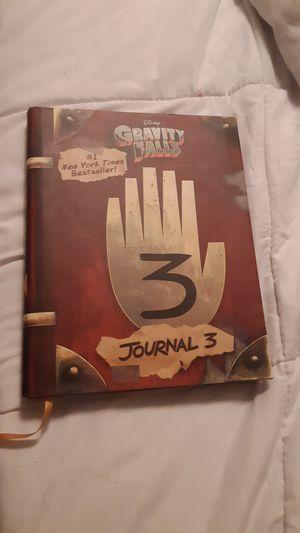 Gravity falls journal 3 New York Times Best Seller! for Sale in Pasadena, TX