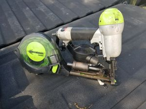 Stinger Underlayment Nail Gun for Sale in Tampa, FL