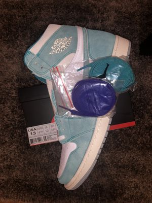 "Air Jordan Retro 1 ""Turbo Green"" Sz. 13 for Sale in Alexandria, VA"