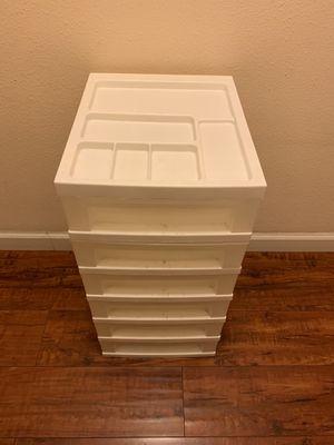 Plastic Drawer Organizer for Sale in Artesia, CA