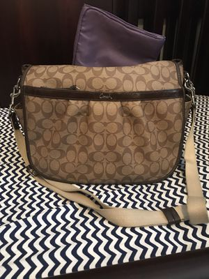Coach Diaper Bag Must Go for Sale in Pembroke Pines, FL