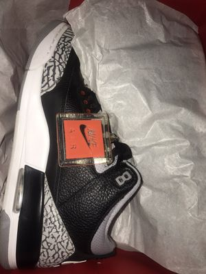 Nike Air Jordan Retro 3 Black cement 3 size 14 VNDS for Sale in Falls Church, VA