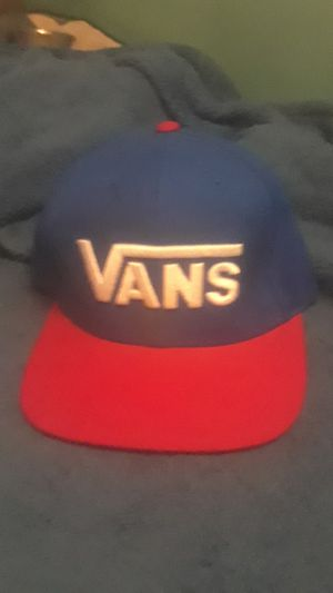 Vans hat barely used for Sale in Tampa, FL