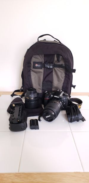 Nikon d7200 for Sale in Fort Meade, MD